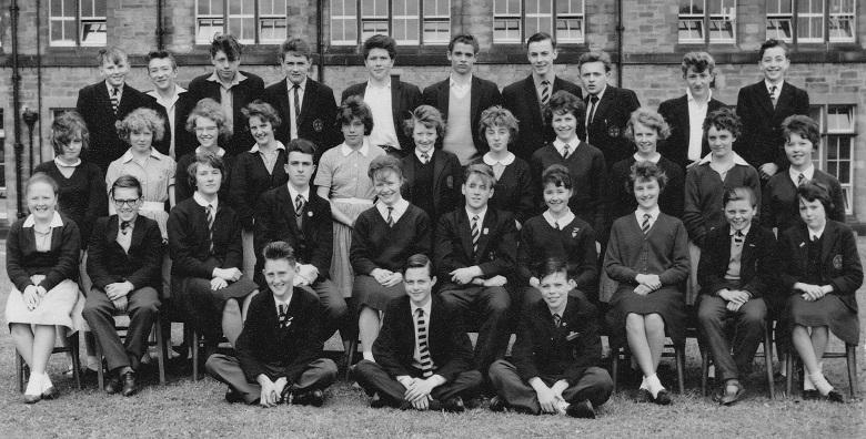 1961-62 Form Captains